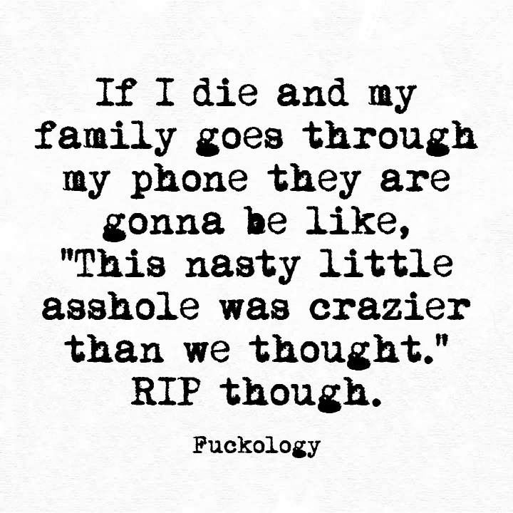 This Is Why Certain People Are Allowed To Go Through My Phone Lol Funny Quotes Sarcastic Quotes Words Quotes
