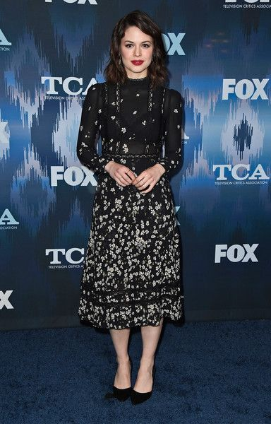 Conor Leslie attends the FOX All-Star Party during the 2017 Winter TCA Tour at Langham Hotel on January 11, 2017 in Pasadena, California.