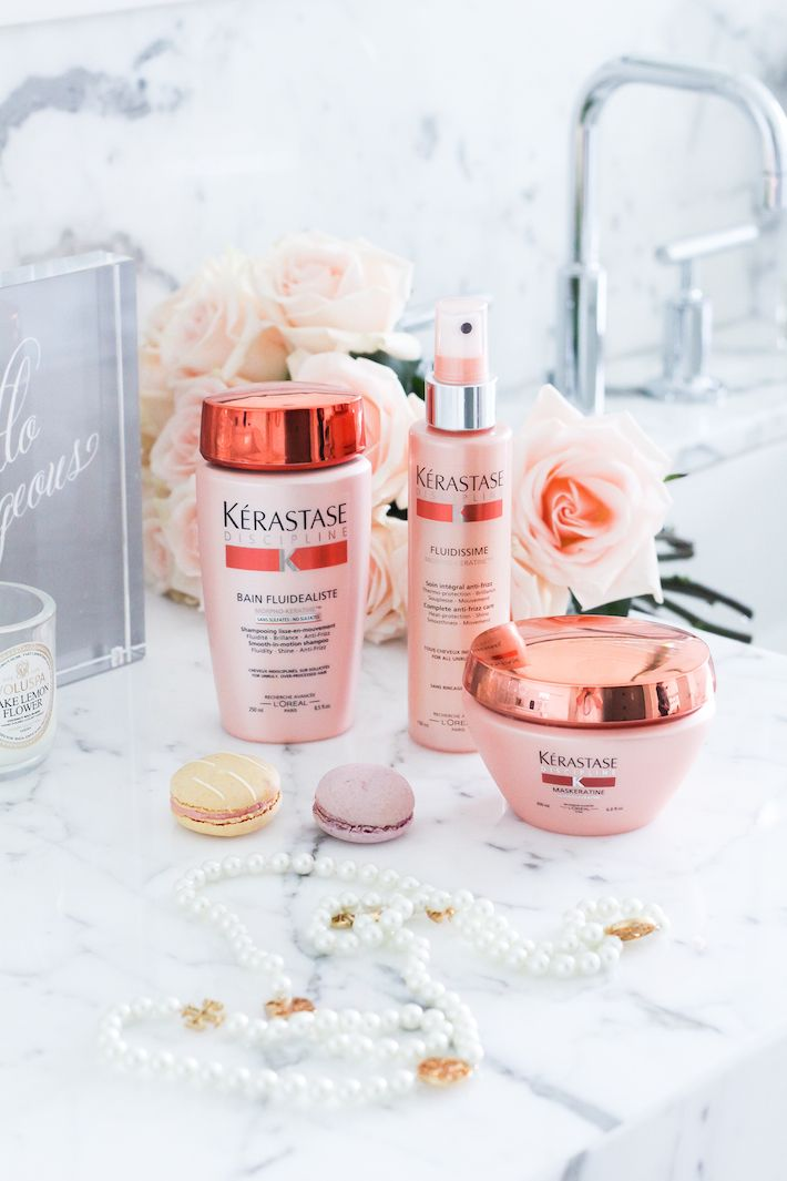My Review of the new Kerastase Discipline products.   monikahibbs.com