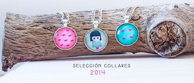 Collares Cereza Design