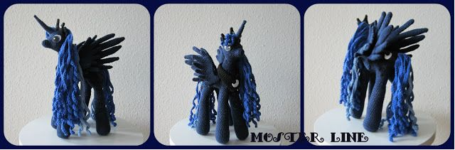 Prinsesse Luna, My Little Pony,