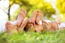 Fußgeruch loswerden - ganz einfach