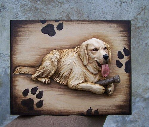 Pes Ben - truhlička