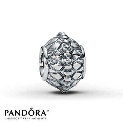 Pandora Charm Inner Strength Sterling Silver