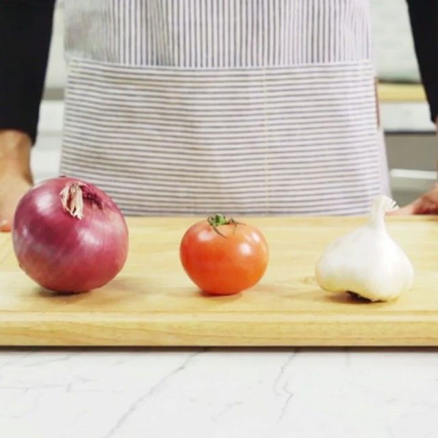 In our exclusive video, learn your way around a cutting board.