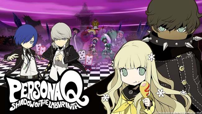 Persona Q Shadow of the Labyrinth 3DS CIA - USA Region Free - http://www.ziperto.com/persona-q-shadow-of-the-labyrinth-3ds-cia/