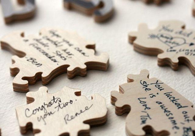 Guestbook di matrimonio, 15 idee originali per il libro degli ospiti