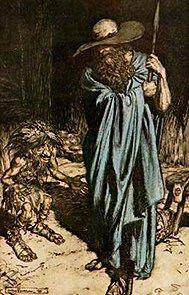 Glossary of Norse and German Mythology