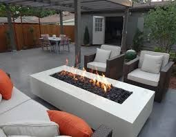 Fire pit/ barbecue pit may be changeable to table during summer
