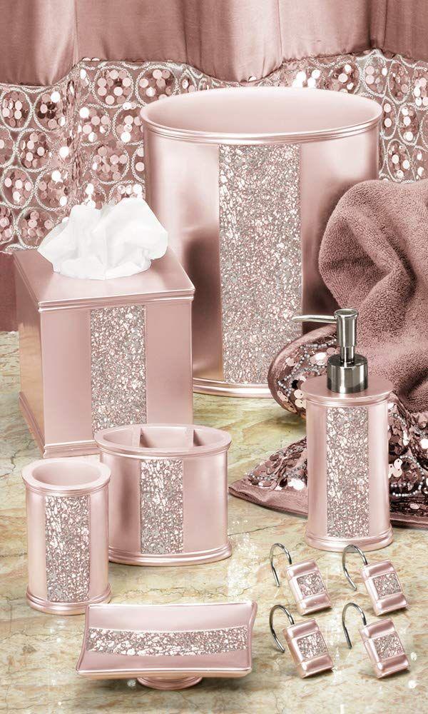 Popular Bath Sinatra Rug Blush, Sinatra Bathroom Accessories