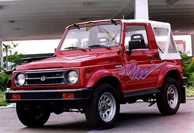 Suzuki Fronte, Suzuki Alto, Suzuki Cervo, Suzuki Kei