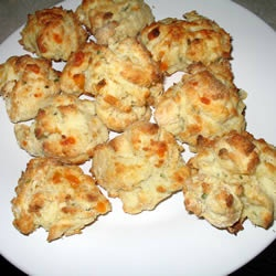 Cheese Drop Biscuits Allrecipes.com