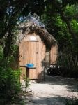 Mystery Island toilet block, Vanuatu