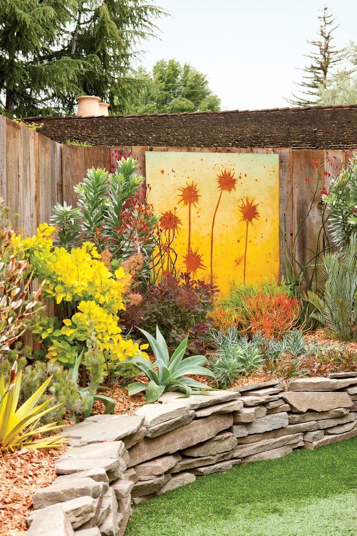 35 best backyard redo images on Pinterest | Decks, Cacti garden and ...
