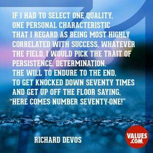 Richard DeVos