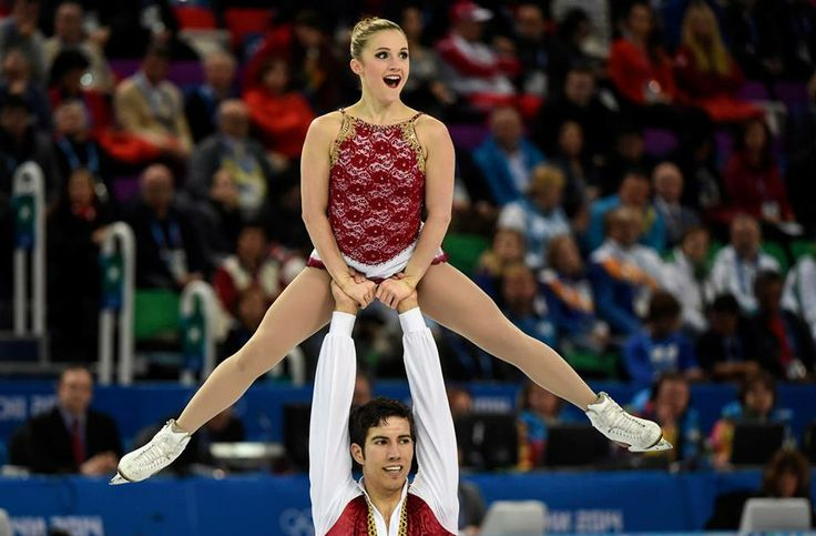 Canadian Olympic Team / Équipe olympique canadienne