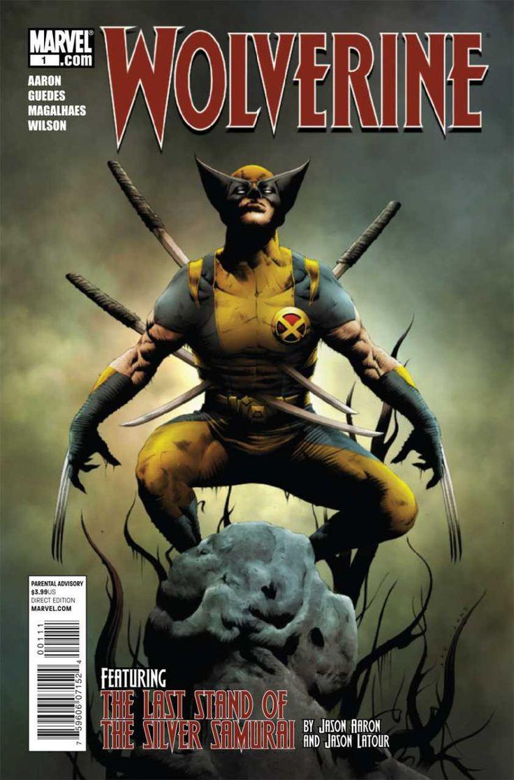 Marvel - Wolverine (2010) #1 1st Print