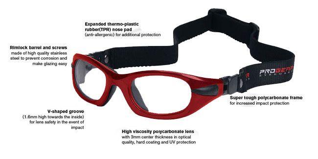 Do tych okularów montuje się soczewki o mocy Twoich okularów. Widzisz świetnie i jednocześnie chronisz Swoje oczy! Pomyślałeś o sobie?