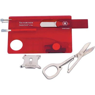 Victorinox Swiss Card Lite Tool Kit - Mountain Equipment Co-op