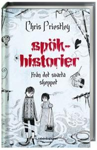 Spökhistorier från det svarta skeppet - Chris Priestley, 55 kr