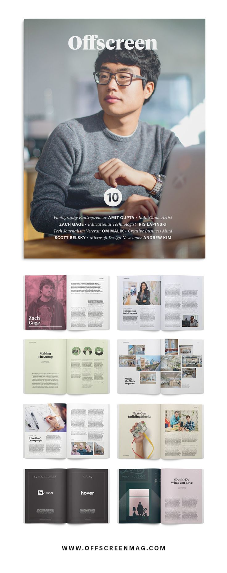 Offscreen Magazine : Photo