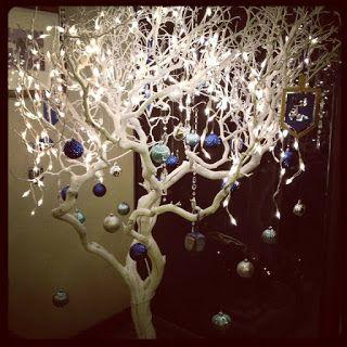 Aprende cómo hacer 14 arbolitos navideños con ramas secas ~ Belleza y Peinados