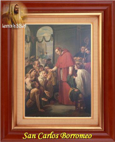 Leamos la BIBLIA: San Carlos Borromeo