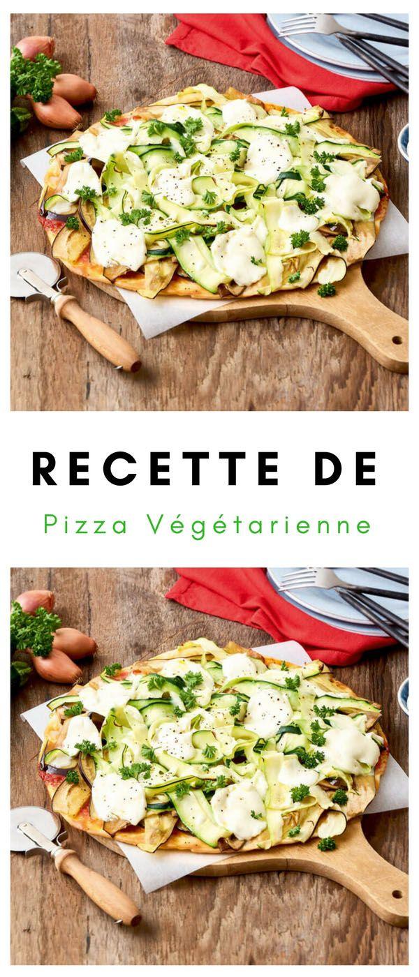 #pizza #végétarien