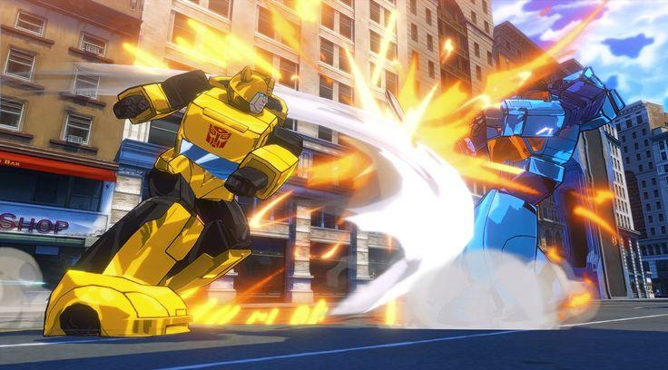 New TRANSFORMERS Video Game Looks Like The Classic Cartoon — GeekTyrant