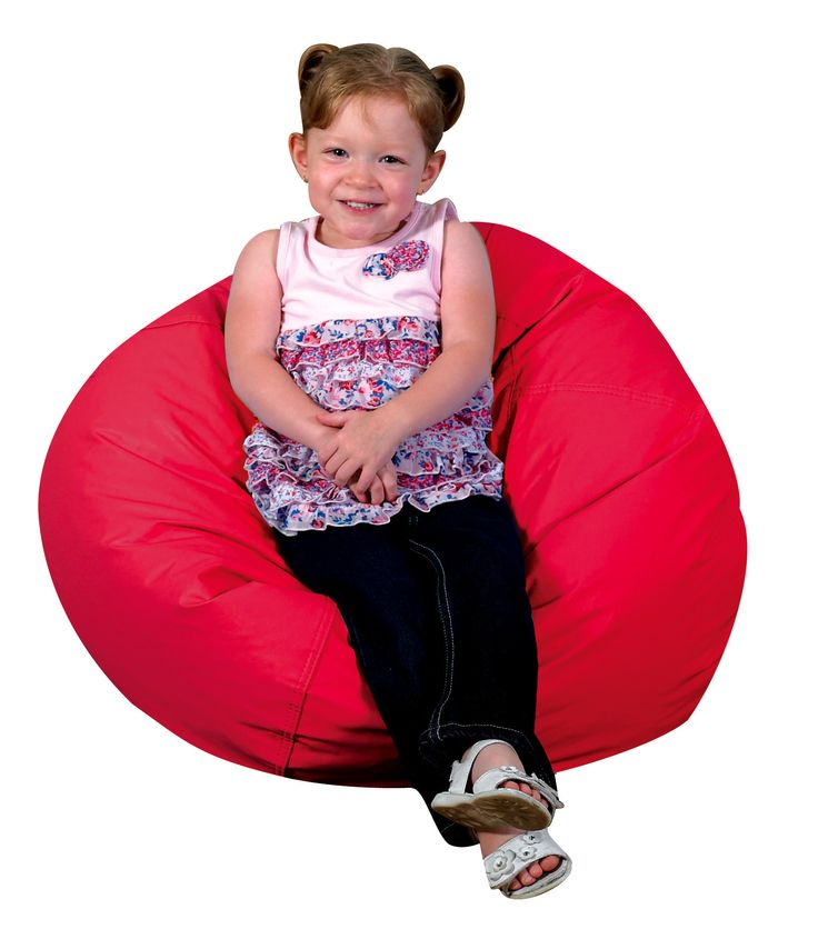 "CF610-003 26"" Red Bean Bag"