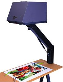 Do you know what the Kopykake Kobra K5000 Artist Opaque Projector  can do for you? The artists best kept secret!
