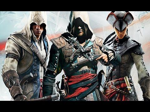 Ripley - ASSASSIN'S CREED THE AMERICAS COLLECTION