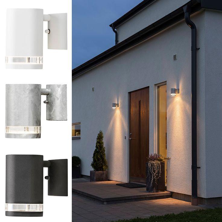 Modena Vegglykt - Utebelysning | Designbelysning.no
