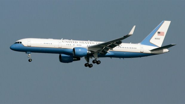 C-32 (Air Force Two) Vice President's Aircraft