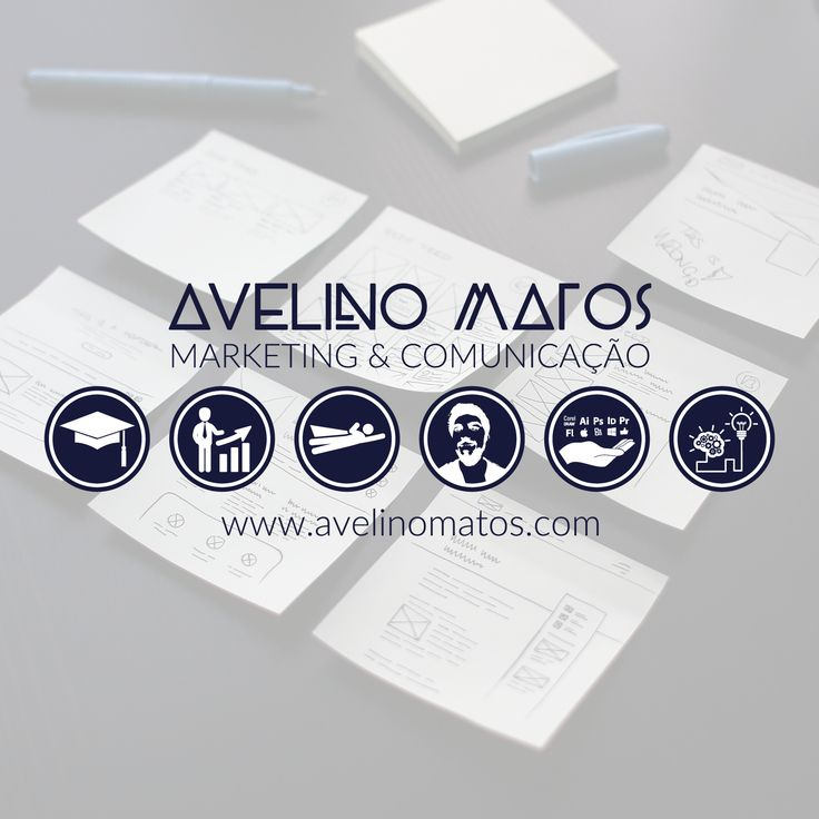 Avelino Matos | Marketing & Communication Design by avelinomatos #AvelinoMatos #Design #Marketing #WebMarketing #Marketeer #Comunicação