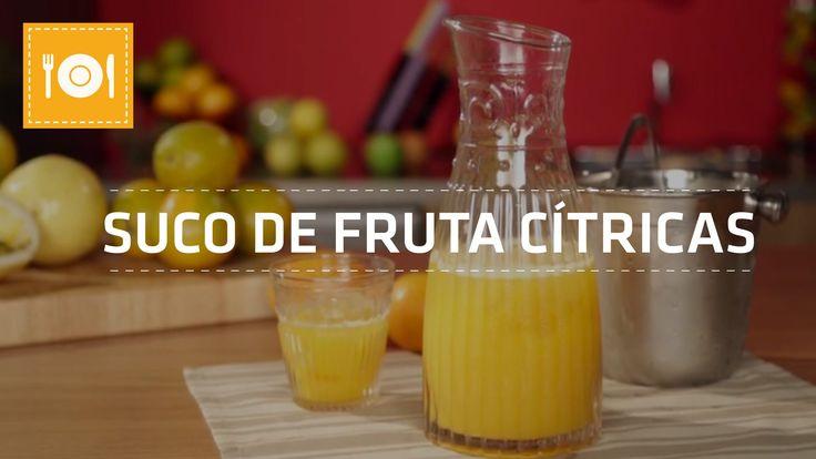 BAIXE GRÁTIS O LIVRO DE RECEITAS SHOPTIME: http://bit.ly/receitashop Nada é mais refrescante do que um suco de frutas cítricas, não é mesmo? Aprenda a fazer ...