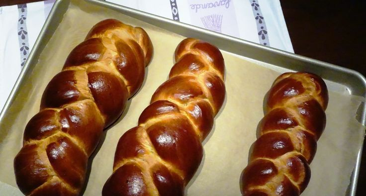 The incredible aromas of sweet spices in my Greek braided loaves signal the beginning of Easter in our kithchen.