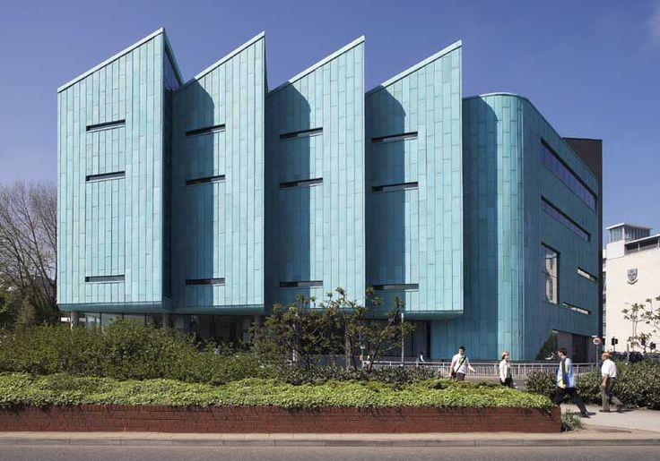 Information Commons Building, Sheffield University, Sheffield.