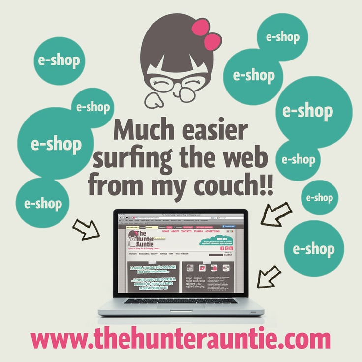 Now thanks to the web we can access easily store from all over the world...but sometimes the problem is to discover them and knowing if they can be trusted..  thanks to thehunterauntie.com no more of these problems...