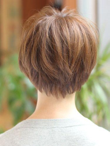25 best ideas about Short hair back on Pinterest  Short hair