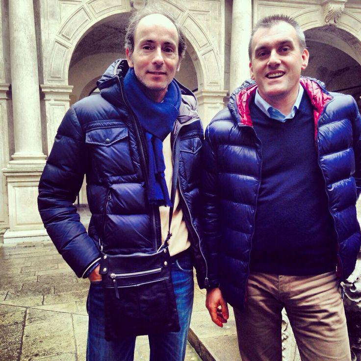 Con Roger De Menech candidato unitario alla segreteria regionale del Pd a supporto di Ivo Rossi.