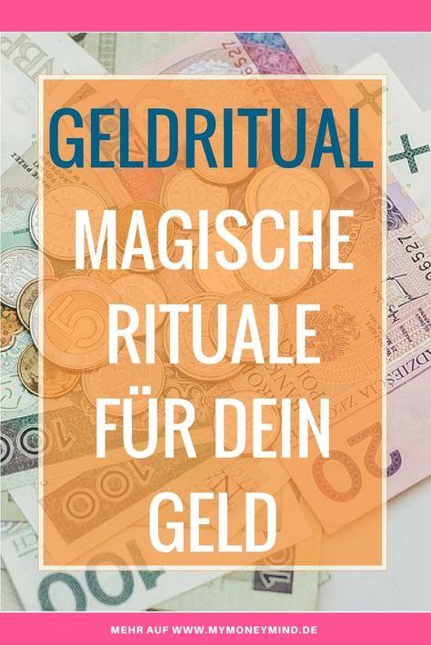 Geldritual: Magische Rituale für dein Geld mit Christina Kanese – Geld
