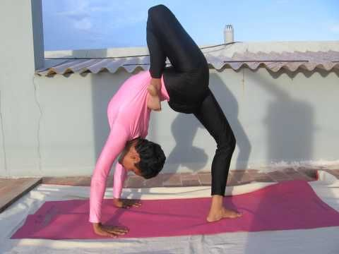 Whoaaa Yoga Routine Yoga Fitness Hard Yoga