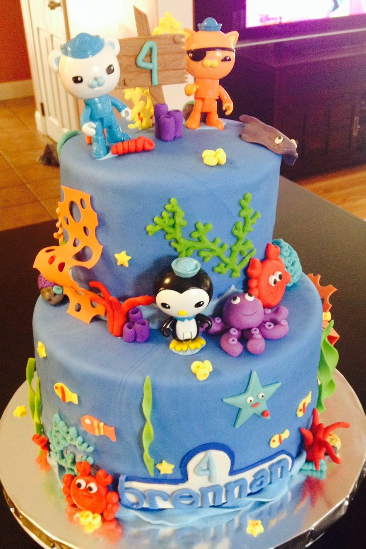 21 best Octonauts images on Pinterest Octonauts party Birthdays