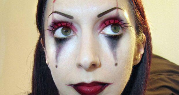 Make up per carnevale semplice ma d'effetto - Beautydea
