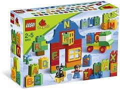 6051-1: Play with Letters Set | Brickset: LEGO set guide and database