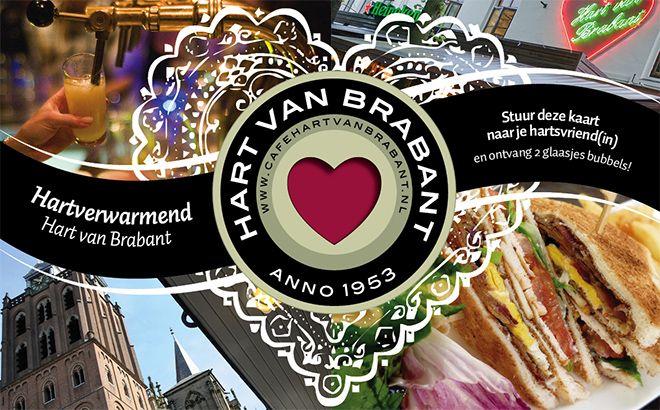 Hart van Brabant Actie Marketing | Howdo