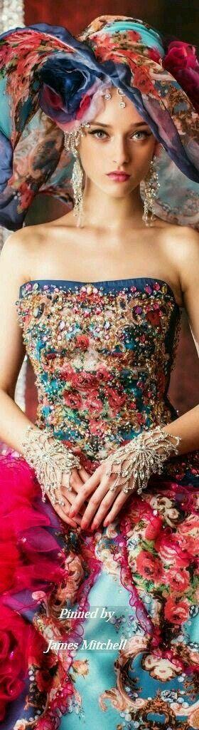 #HighCountryVending - bohemian dress up - www.bmertus.com
