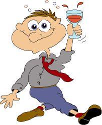 Chistes de borrachos - Un borrachito que llega tarde a su casa.