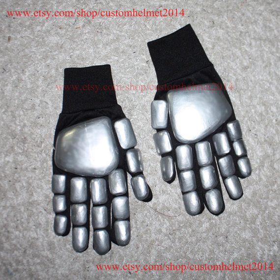 1:1 Scale Custom Halloween Costume, Thomas Bangalter Daft Punk Glove DJ Prop, Daft Punk Cosplay, Steampunk Glove MA182